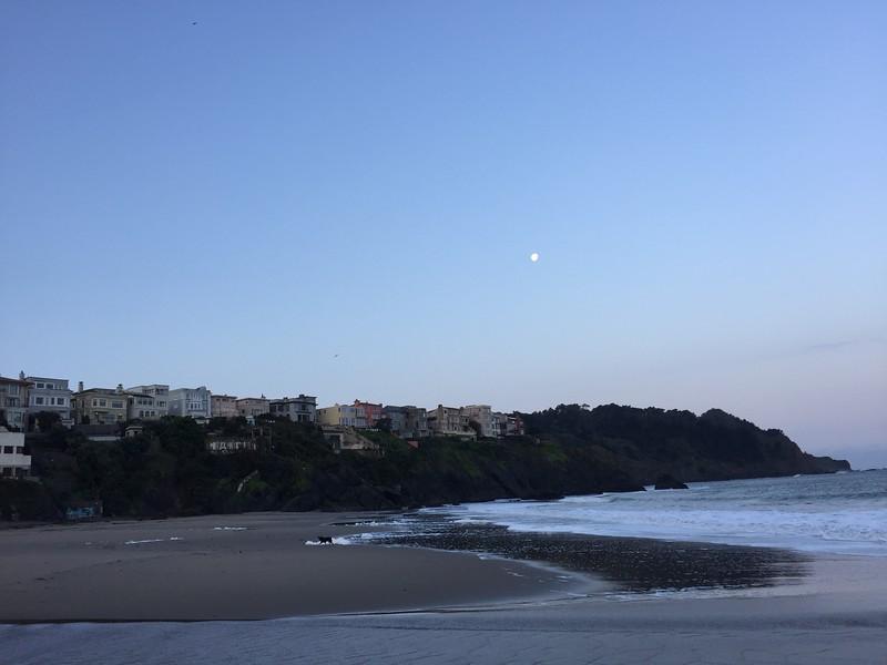 <b>Baker Beach</b> <br>San Francisco, CA <br>March 23, 2019