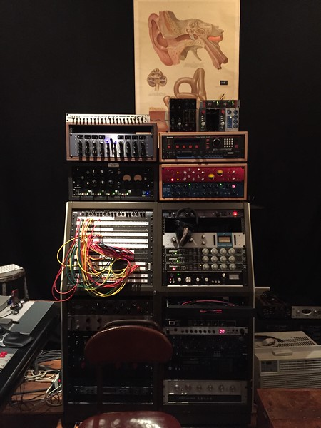 <b>SANTO Recording</b> <br>Oakland, CA <br>April 6, 2019