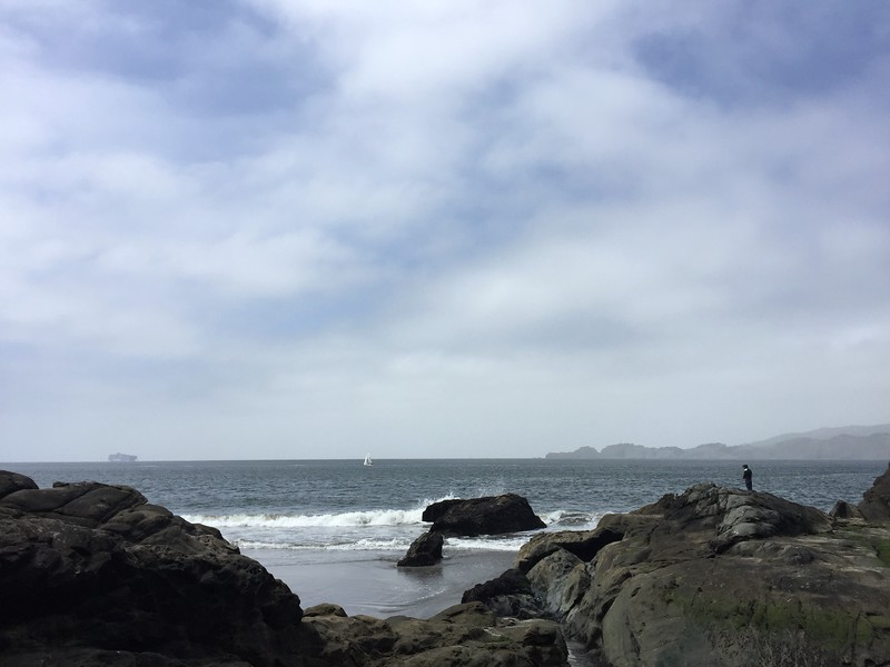 <b>Baker Beach</b> <br>San Francisco, CA <br>April 28, 2019