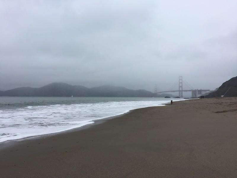 <b>Baker Beach</b> <br>San Francisco, CA <br>March 2, 2019