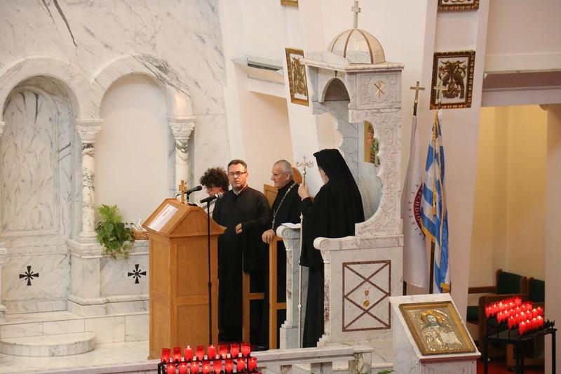 Sts. Constantine & Helen Vespers