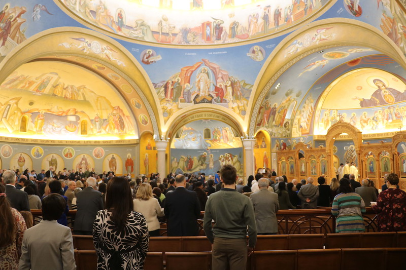 Sunday of Orthodoxy - Liturgy