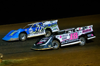 Austin Horton (16) and Michael Page (18X)