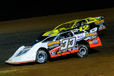 David Brannon (33) and Scott Crigler (12)