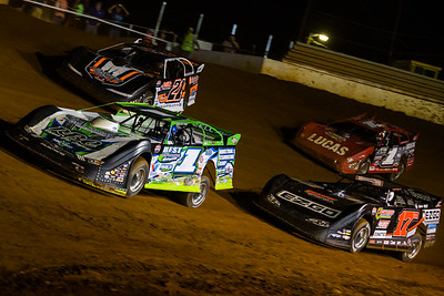 Tyler Erb (1), Dakotah Knuckles (21K), Dale McDowell (17M) and Earl Pearson, Jr. (1)