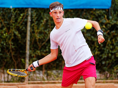 01.02 Mihai Alexandru Coman - Tennis Europe Junior Masters 2019