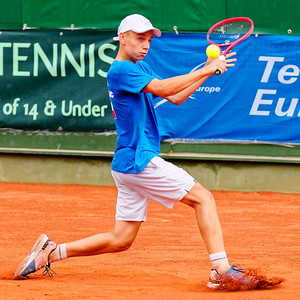 01.01b Jakub Mensik - Czech Republic - Tennis Europe Summer Cups final boys 14 years and under 2019