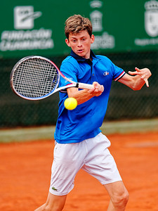 01.02a Antoine Ghibaudo - France - Tennis Europe Summer Cups final boys 14 years and under 2019