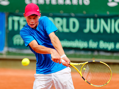 01.01d Vojtech Petr - Czech Republic - Tennis Europe Summer Cups final boys 14 years and under 2019