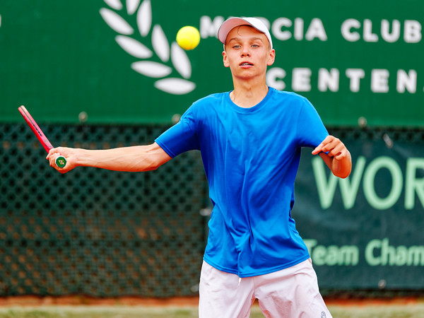 01.01 Jakub Mensik - Czech Republic - Tennis Europe Summer Cups final boys 14 years and under 2019