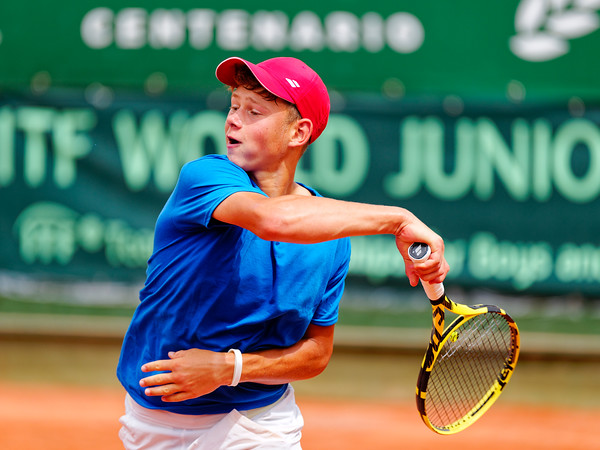 01.01e Vojtech Petr - Czech Republic - Tennis Europe Summer Cups final boys 14 years and under 2019
