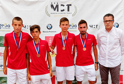 01.03b 3rde place - Bulgaria - Tennis Europe Summer Cups final boys 14 years and under 2019