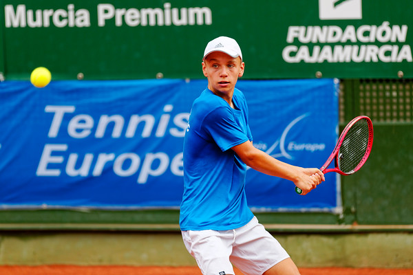 01.01a Jakub Mensik - Czech Republic - Tennis Europe Summer Cups final boys 14 years and under 2019