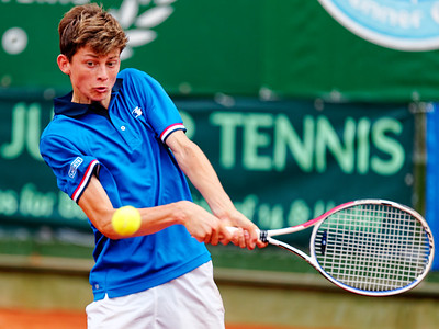 01.02 Antoine Ghibaudo - France - Tennis Europe Summer Cups final boys 14 years and under 2019