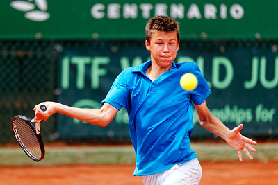 01.02c Gabriel Debru - France - Tennis Europe Summer Cups final boys 14 years and under 2019