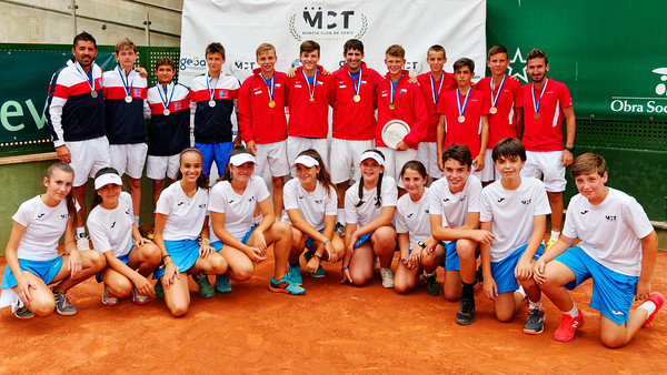 01.04 Finalists - Tennis Europe Summer Cups final boys 14 years and under 2019