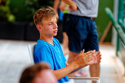 01.01c Supporting - Czech Republic - Tennis Europe Summer Cups final boys 14 years and under 2019