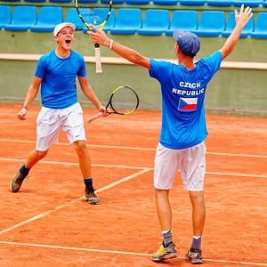 01.01h Yeah - Czech Republic - Tennis Europe Summer Cups final boys 14 years and under 2019