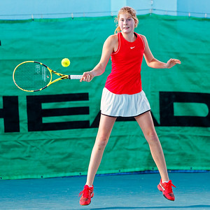 01.01f Anastasiia Gureva - Russia - Tennis Europe Winter Cups by HEAD final girls 14 years and under 2019