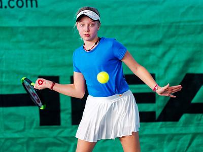 01.02 Brenda Fruhvirtova - Czech Republic - Tennis Europe Winter Cups by HEAD final girls 14 years and under 2019