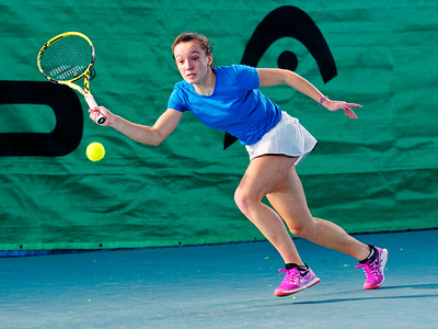 01.02e Kristyna Tomajkova - Czech Republic - Tennis Europe Winter Cups by HEAD final girls 14 years and under 2019