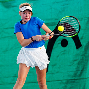 01.02a Brenda Fruhvirtova - Czech Republic - Tennis Europe Winter Cups by HEAD final girls 14 years and under 2019