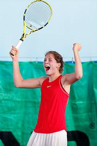 01.01h Anastasiia Gureva happy - Russia - Tennis Europe Winter Cups by HEAD final girls 14 years and under 2019