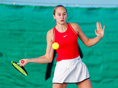 01.01 Yaroslava Bartashevich - Russia - Tennis Europe Winter Cups by HEAD final girls 14 years and under 2019