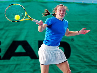 01.02c Kristyna Tomajkova - Czech Republic - Tennis Europe Winter Cups by HEAD final girls 14 years and under 2019