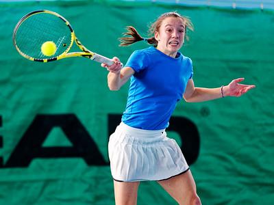 01.02c Kristyna Tomajkova - Czech Republic - Tennis Europe Winter Cups by HEAD final girls 14 years and under 2019