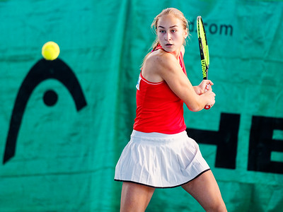 01.01b Yaroslava Bartashevich - Russia - Tennis Europe Winter Cups by HEAD final girls 14 years and under 2019