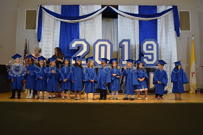 The Academy Graduation Ceremony