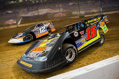 Brandon Sheppard (15) and Jason Wagner (12J)