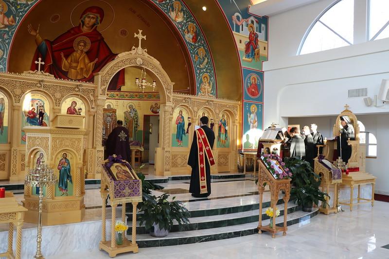 Third Bridegroom Service