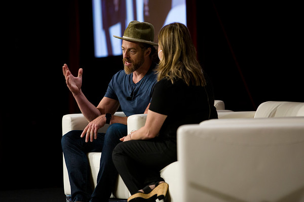 Fireside Chat with John Fremont, Co-Founder & Chief Strategy Officer, Hypergiant Heidi Messer, Cofounder and Chairperson, Collective[i]