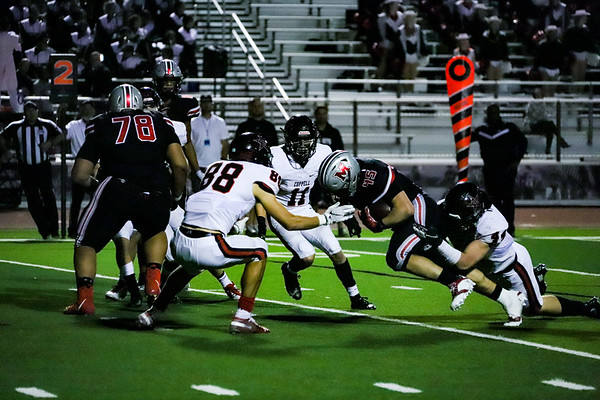 Coppell @ Marcus 10-18