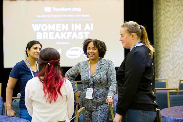 Women in AI Breakfast