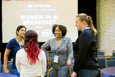 Women in AI Breakfast