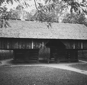 Cades Cove Barn