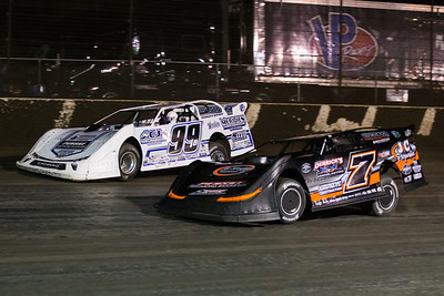 Boom Briggs (99B) and Ricky Weiss (7)