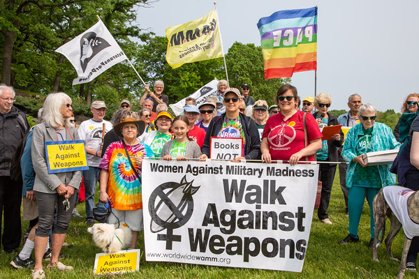 WAMM Walk Against Weapons, Saint Paul, June 1