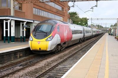 390114 0843/1s45 Euston-Glasgow