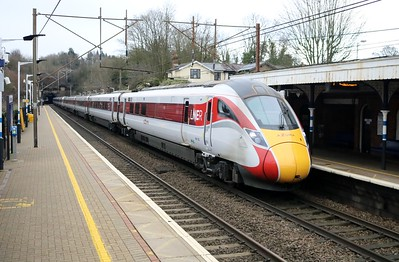 801102_801112 1227/1A22 Leeds-Kings Cross