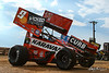 Mitch Smith Memorial - Pennsylvania Sprint Car Speedweek - Williams Grove Speedway - 9 James McFadden