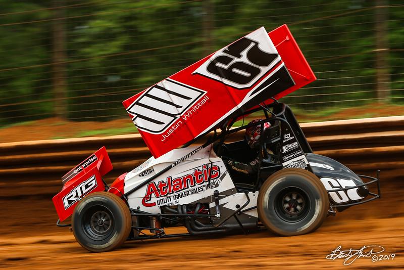 Mitch Smith Memorial - Pennsylvania Sprint Car Speedweek - Williams Grove Speedway - 67 Justin Whittall