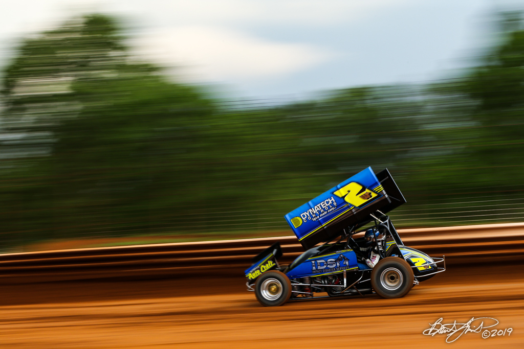 Mitch Smith Memorial - Pennsylvania Sprint Car Speedweek - Williams Grove Speedway - 2W Glenndon Forsythe