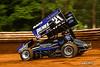 Mitch Smith Memorial - Pennsylvania Sprint Car Speedweek - Williams Grove Speedway - 21 Brian Montieth