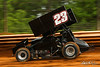 Mitch Smith Memorial - Pennsylvania Sprint Car Speedweek - Williams Grove Speedway - 23 Todd Rittenhouse