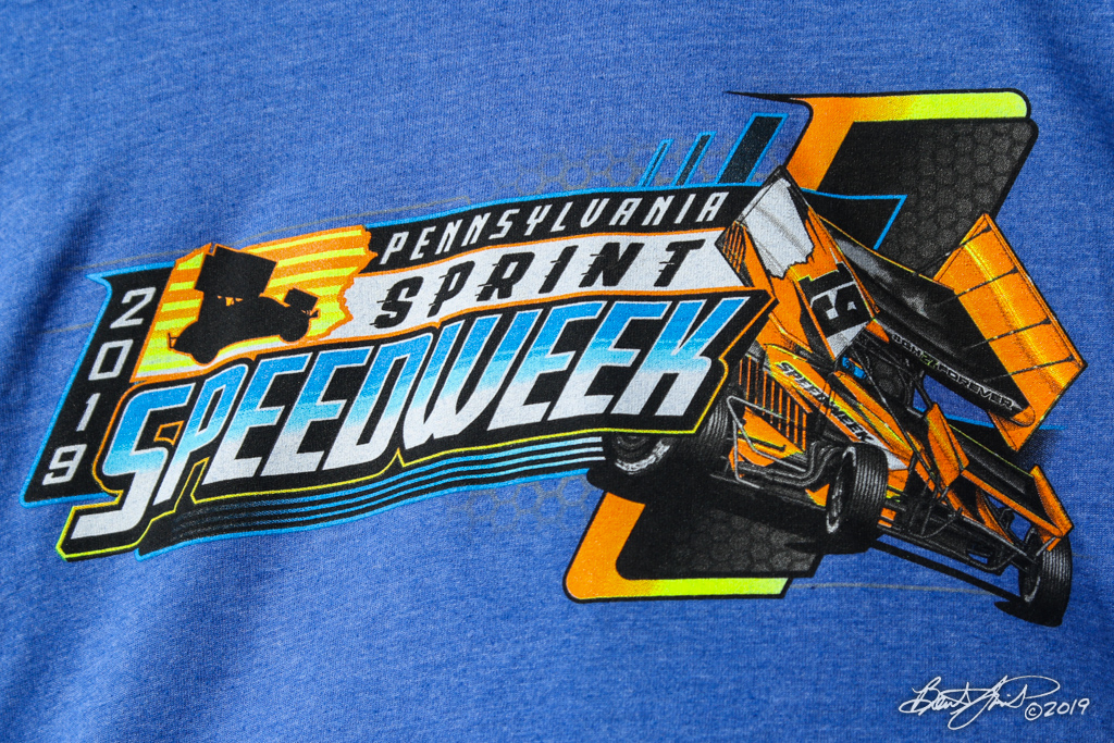 Mitch Smith Memorial - Pennsylvania Sprint Car Speedweek - Williams Grove Speedway
