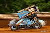 Mitch Smith Memorial - Pennsylvania Sprint Car Speedweek - Williams Grove Speedway - 69K Lance Dewease
